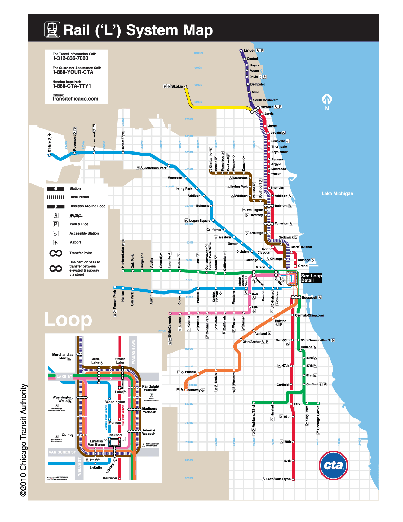 Good to Know An Introduction to Chicagos Public Transit System