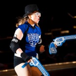 North Star Roller Girls - Preflash Gordon