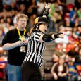 Officials are seen and not heard for the most part. Despite this when we heard that Dr. Vroom of Windy City was retiring, we couldn't resist getting some of her vast derby knowledge on the record before she was gone.